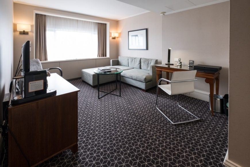 Hotel Pullman Auckland - Executive King Suite
