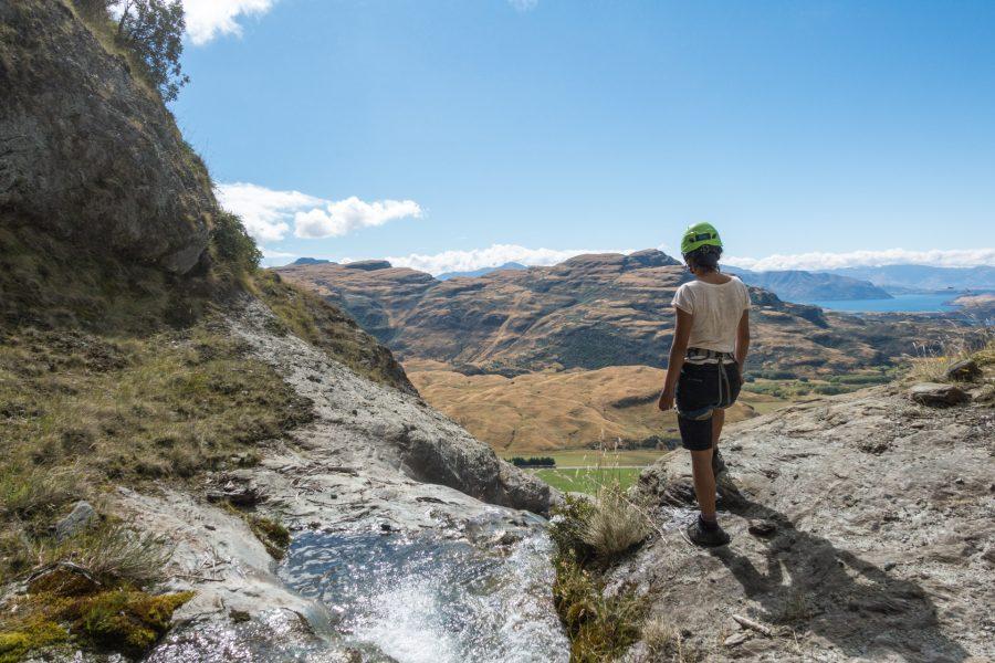 Wildwire Via Ferrata Wanaka - Aussicht