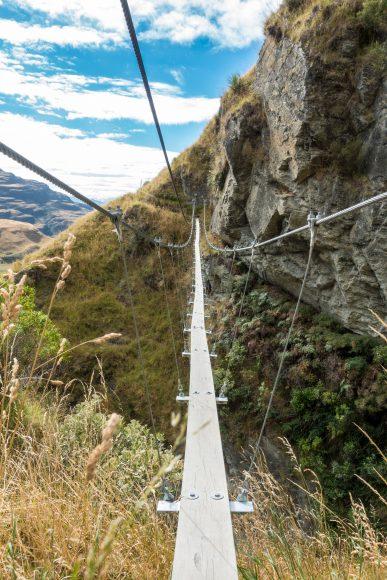 Wildwire Via Ferrata Wanaka