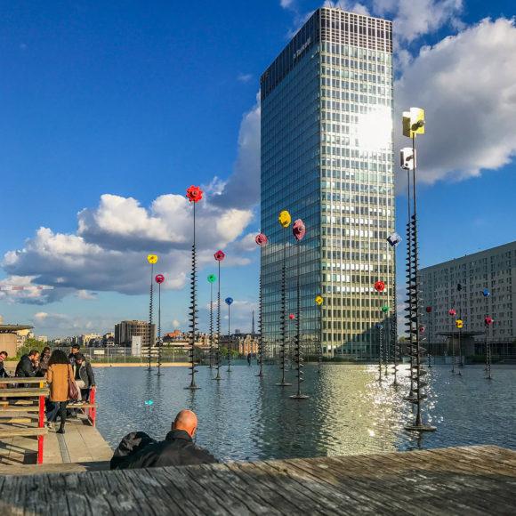 Novotel Paris - La Défense - Vor dem Hotel