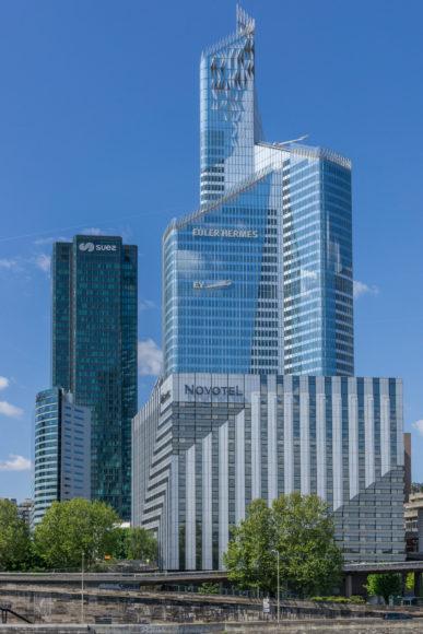 Novotel Paris - La Défense - Außenansicht
