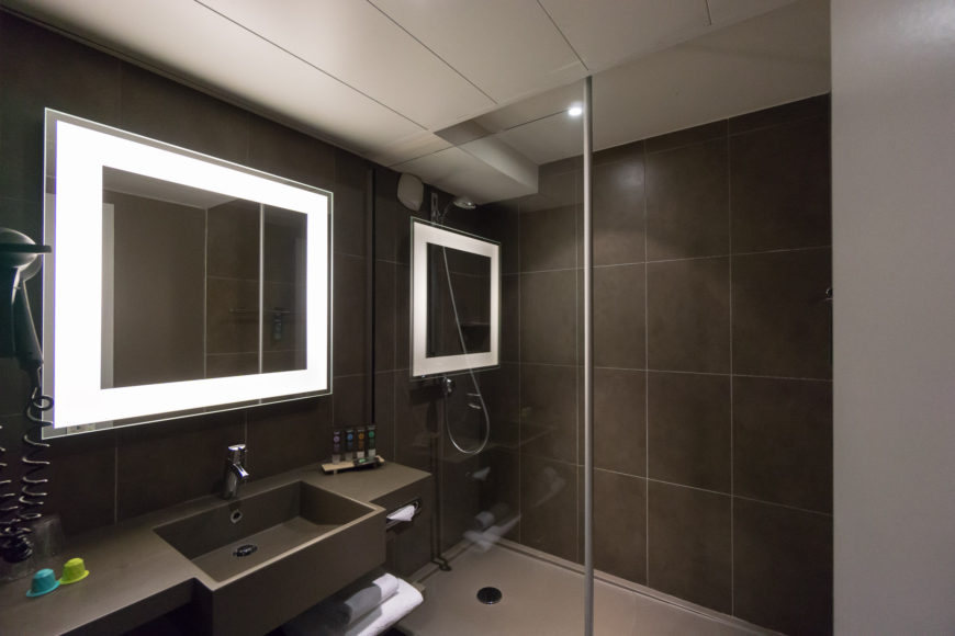 Novotel Paris - La Défense - Bad