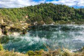 Waimangu Volcanic Valley, Rotorua