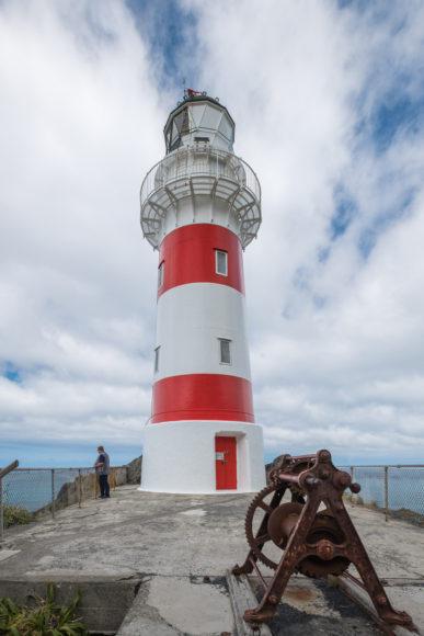 Cape Palliser Leuchtturm, Neuseeland