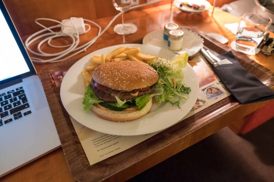 Lindner Hotel & Spa Binshof - Binshof Burger