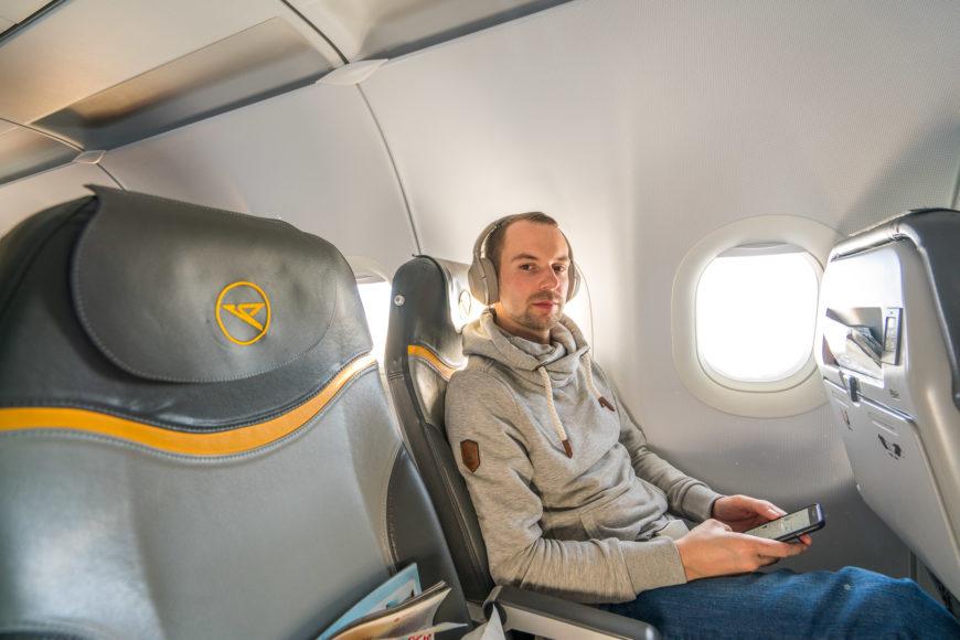 Condor Premium Class - Test / Erfahrungsbericht